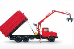 Avtomobil-lomovoz KRAZ-65053 lomovoz