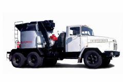 Котел для литого асфальту КрАЗ-65055 КДМ 1502