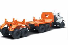 TV1-20 KRAZ-6322 pipe carriers і KRAZ-6322 of