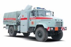Спеціальний автомобіль КрАЗ-5233ВЕ