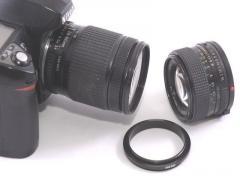 Реверсивные кольца KIWI Photos 52mm-52mm