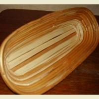 Bowl fermentative from a rod. Baskets for a