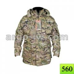 Army jacket camouflage