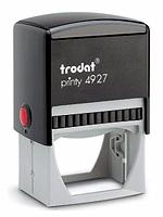 Прямоугольные автоматические оснастки для печатей и штампов