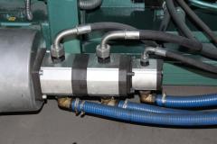 Hydraulic pumps of Caproni firm on TPA DE3330,