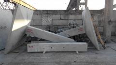 Фундамент под унифицированные металлические...