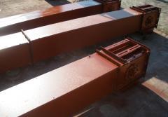 Conveyor scraper TZS-40 of 10 m