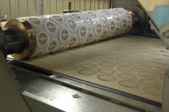 Автоматическая линия для производства крекера