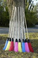 Broom plastic.