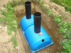 Автономная канализация (септики)
