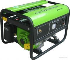 Генератор Green Power CC 2000 LPG-B