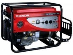 Генератор Honda EP6500CXS