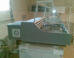 Б/У оборудование: холодильные витрины, холодильные