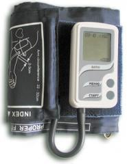 Monitor daily arterial pressure and heart rate of