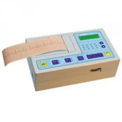 The M_DAS-EK1T electrocardiograph – 1-channel small-size portable