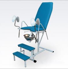 Кресло гинекологическое с пневмоприводом...