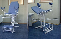 Chair gynecologic KG