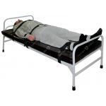 Bed for psychonervous patients of a bedding se
