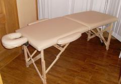 Table massage folding HANDY (Poland-Ukraine)