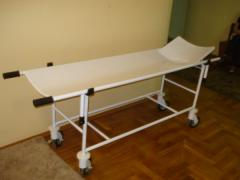 The cart for transportation of patients