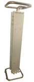 Bactericidal lamp of mobile OBPE (6kh30vt), OBPE