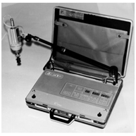 Device of microwave resonant therapy AMRT-01