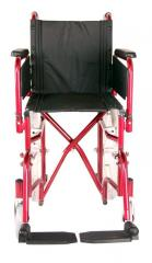 Wheelchair for narrow apertures of SLIM