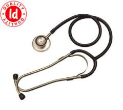 Two-head stethoscope of LD Prof-I