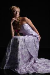 Платье Ночная фиалка