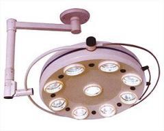Lamp operational shadowless L739-II nine-reflex ceiling