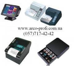 Принтеры чеков,термопринтер, pos- терминал,
