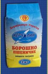 Мука пшеничная высшего сорта Керчмлин