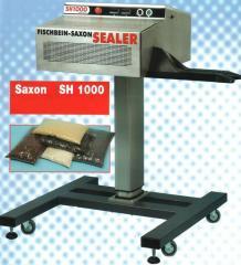 Сварочная машина на горячем воздухе Saxon SH 1000