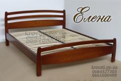 Двуспальная кровать Елена