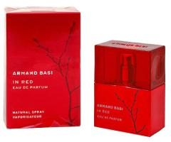 Туалетная вода Armand Basi In Red Eau De Parfum.