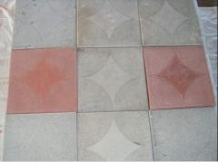 Плитка тротуарная Звезда размер 300х300х30