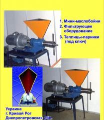 Pass - a creamery shnekovy (m_n_ ol_ynitsya), a