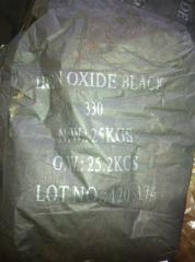 Пигмент черный 330 железоокисный (Китай)