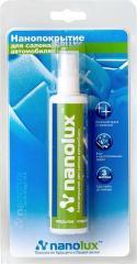 Lotions for skin of salon, Nanopokrytiye for
