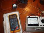 Voltmeter resonant BP-45