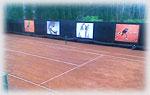 Корты теннисные, строительство кортов