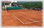 Грунтовое покрытие для теннисных кортов