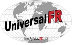 Fabrics antistatic Universal FR and Universal FR P