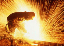 Banox and Banwear - fireproof fabrics for welders
