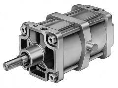 Пневмоцилиндры больших диаметров до 320 мм и с ходом штока до 2000 мм  Тип DNGZS