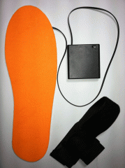 Insoles with heating - 60C, 12 hours - TM