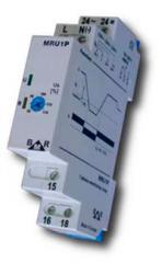 Реле контроля напряжения MRU1P