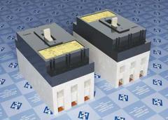 Выключатель АЕ 2050П  с электромагнитными