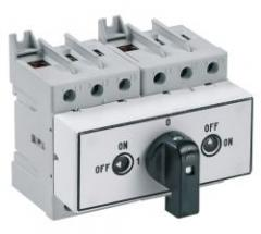 Modular switch and SD Technoelectric switch