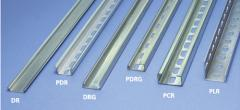Steel profiles, Erico accessories